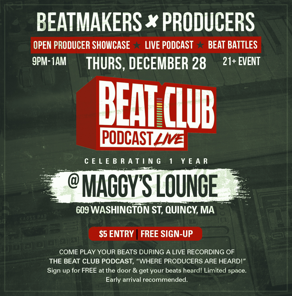 CELEBRATING OUR FIRST COMPLETED YEAR SINCE STARTING THE BEAT CLUB PODCAST!