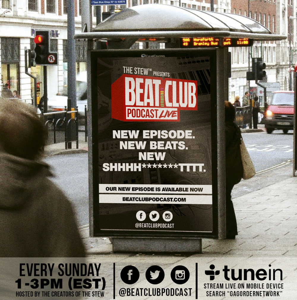 Its a celebration! The last show of the year and the fellas want to party! On this episode, producers from around the globe submit their best party beats for a special edition of Keep It Or Cut It, to end the year.  BeatClubPodcast.com Whereproducersareheard