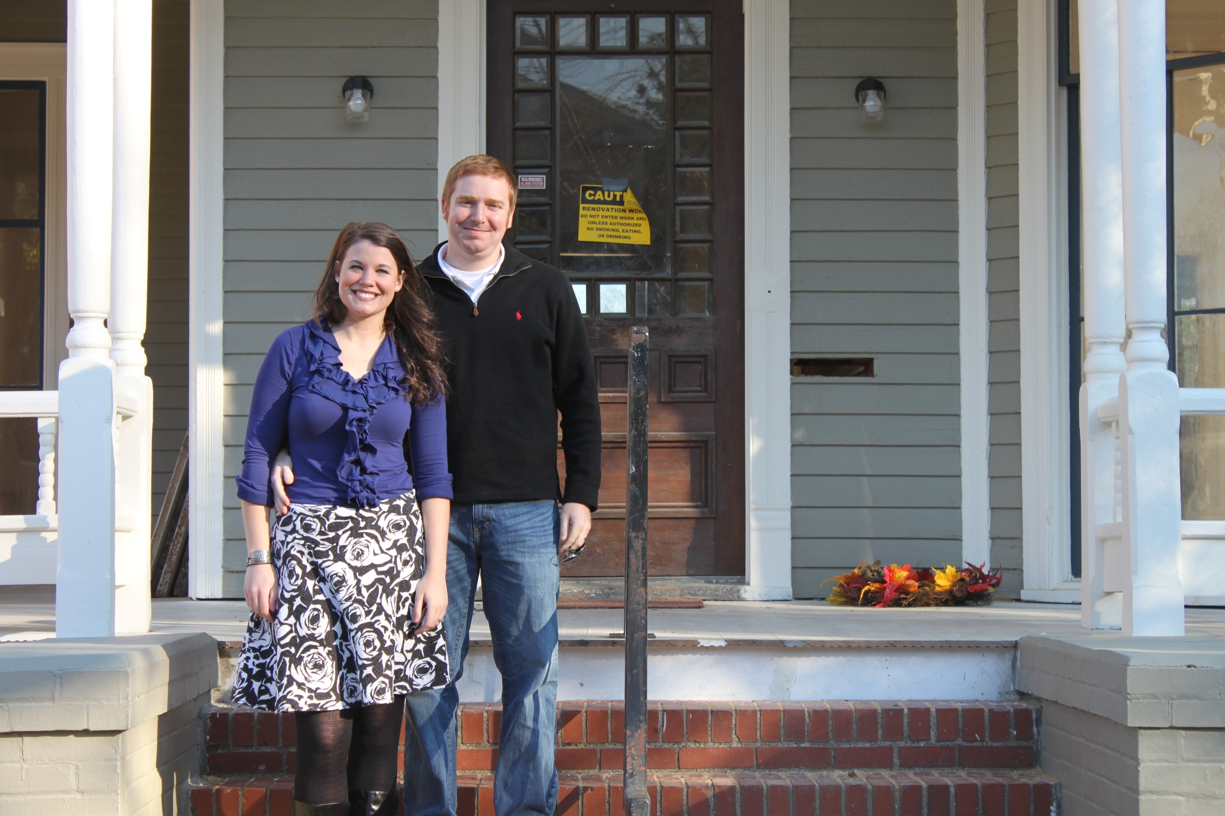 Heather and Andy purchased their home from Historic Macon after it served as the Decorators' Showhouse in 2011.
