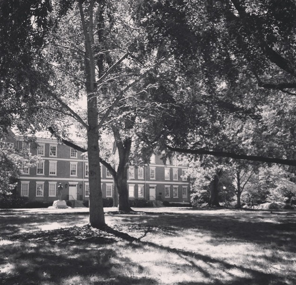 How can you not fall in love with UGA with its wonderful historic North Campus? Credit: Lauren Mauldin