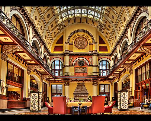Union Station Hotel, Nashville, TN