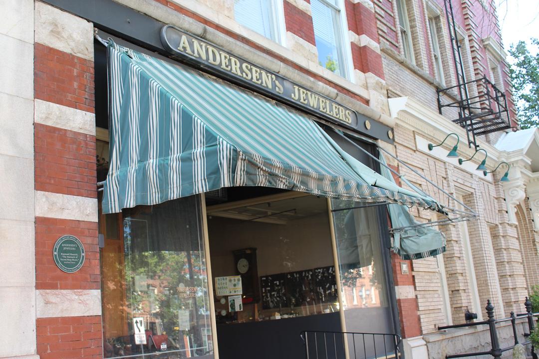 Andersen's Jewelers