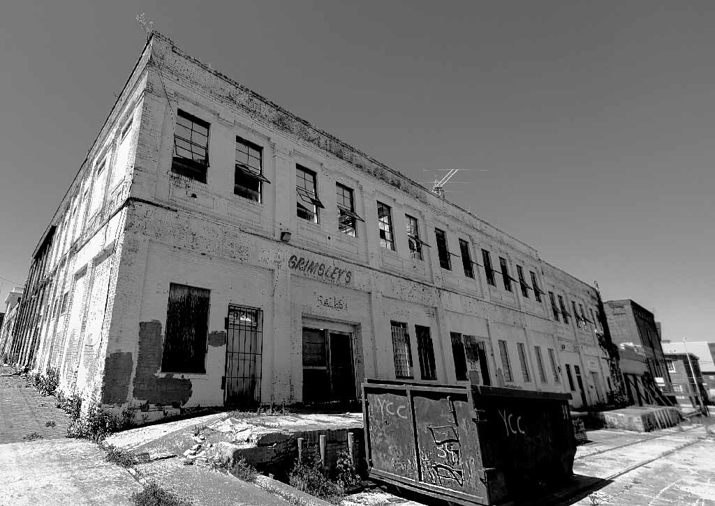 Schofield Iron Works Building