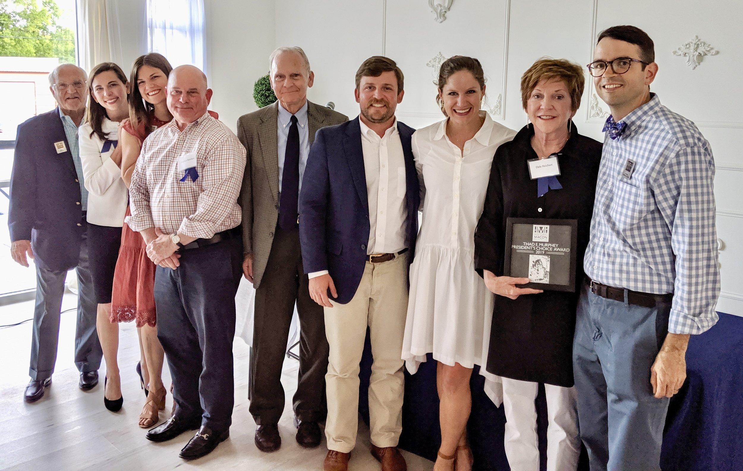 Thad E. Murphey President's Choice Award