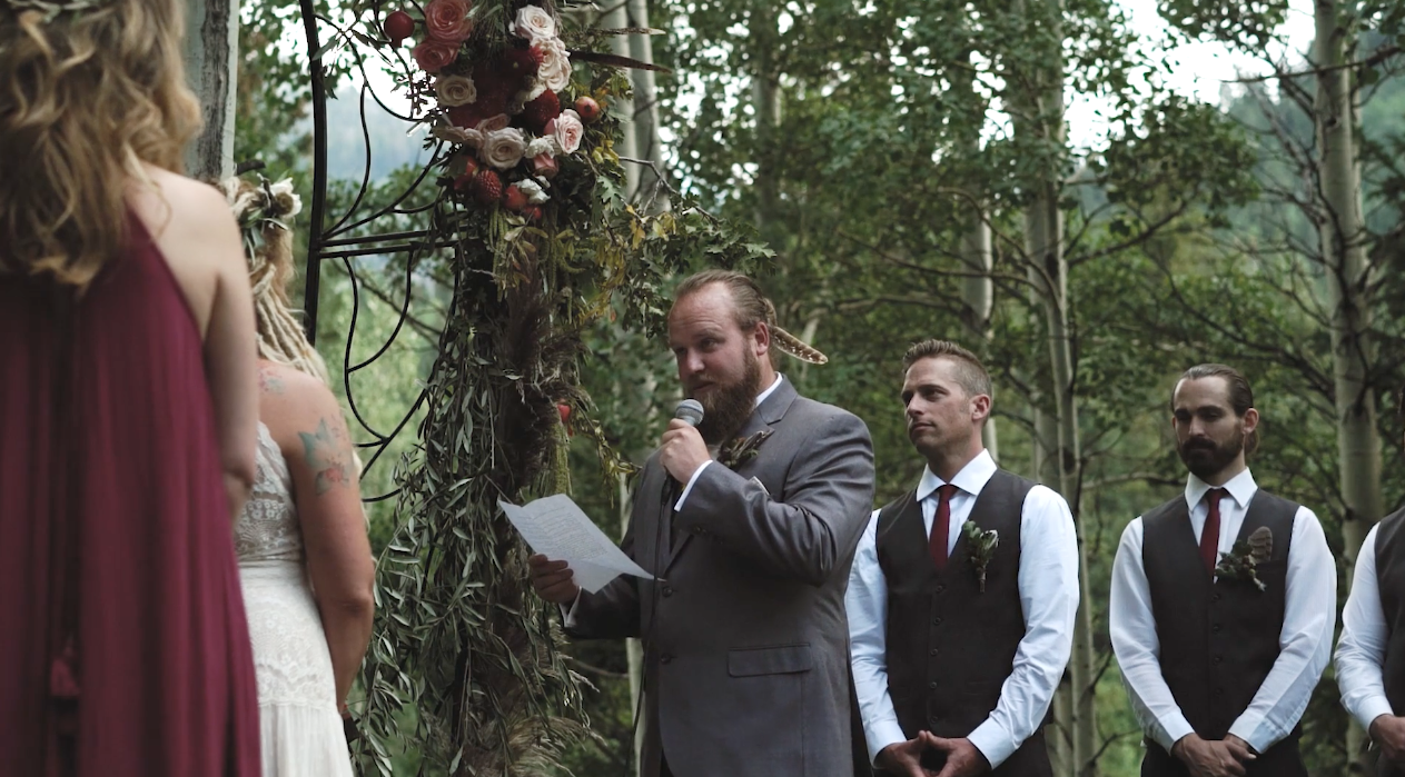 Video capture by Everett Fitch. Floral by Beehive Floral Co.