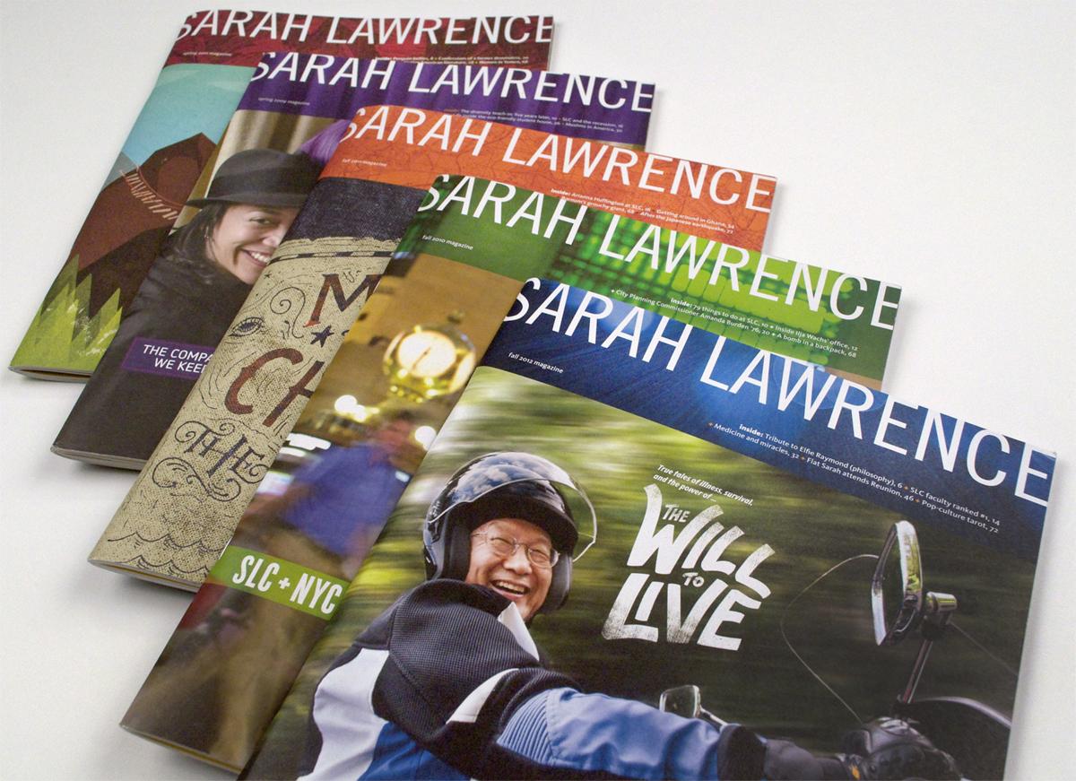 Sarah Lawrence magazine