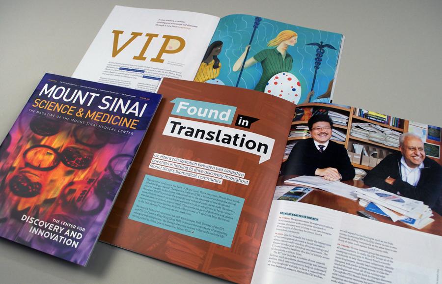 Science & Medicine magazine