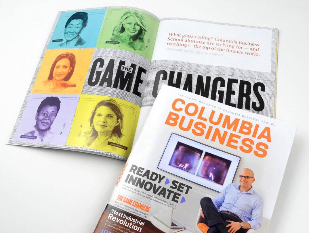 Columbia Business magazine