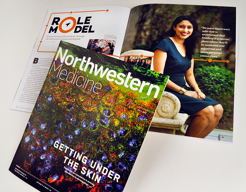 Northwestern Medicine magazine