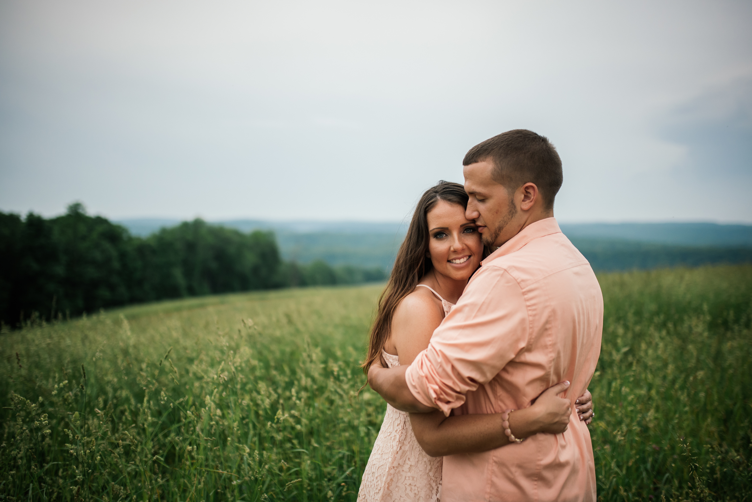Ohio Pyle Engagement Photos