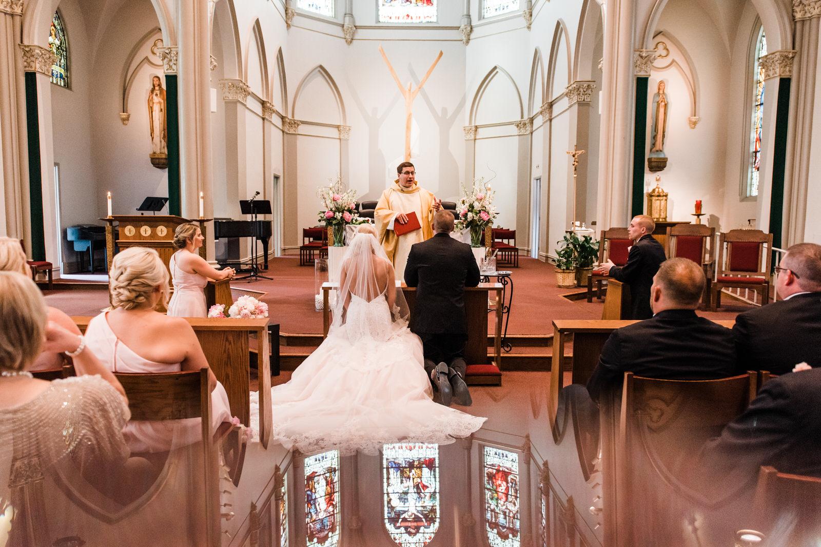 Duquesne University Wedding