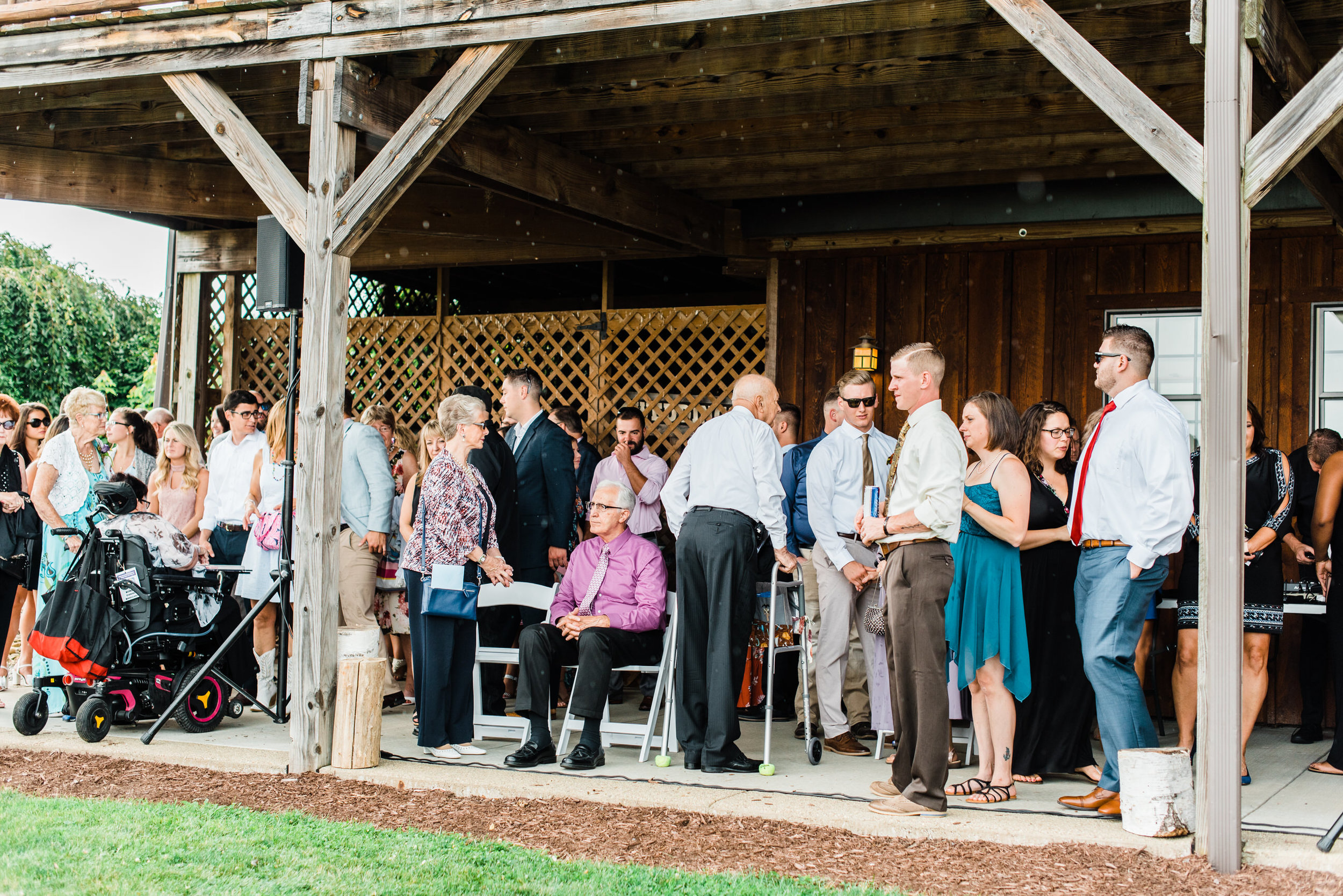 guests at  Armstrong Farms