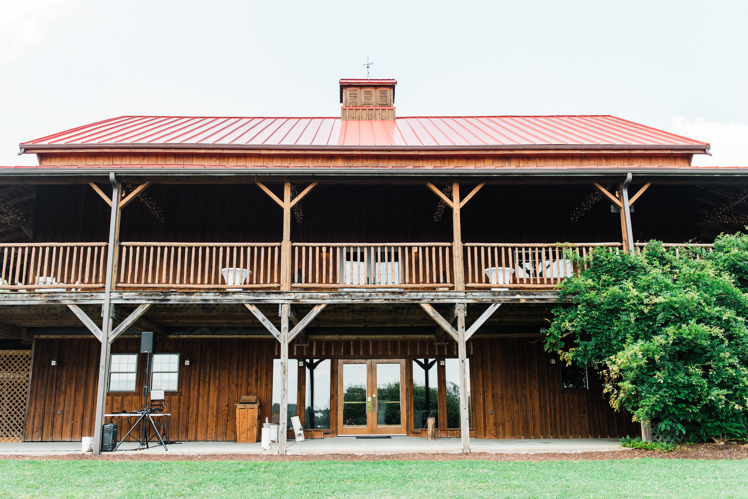 Barn at Armstrong Farm Wedding Venue