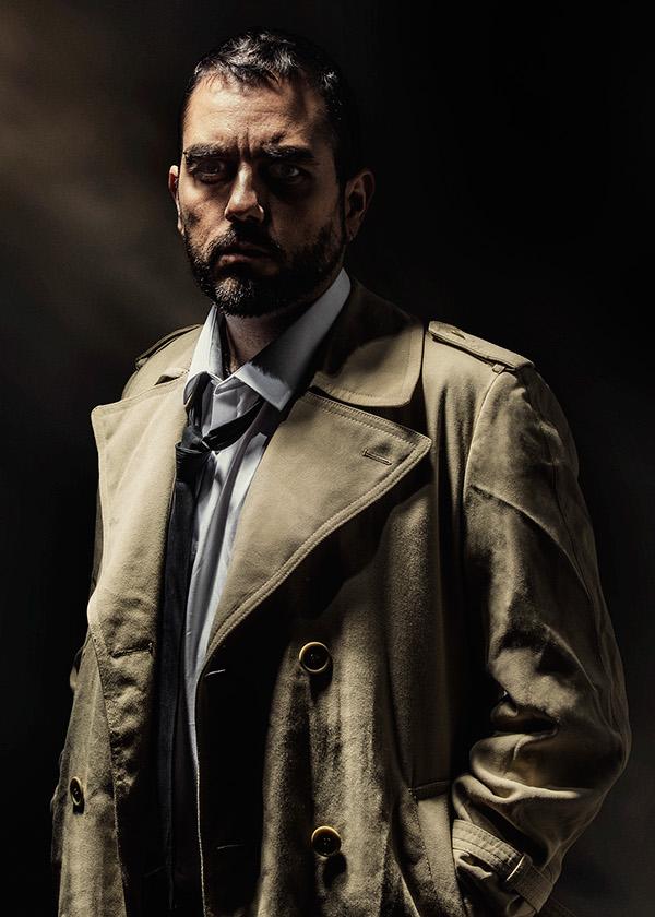 Meet Mr. Campbell,  Jesús Cañadas Portraits
