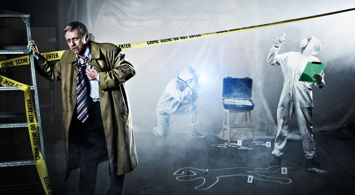 Tom Franks,  CSI Footscray