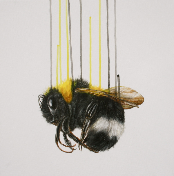 Louise McNaught,  The Death of the Alchemist