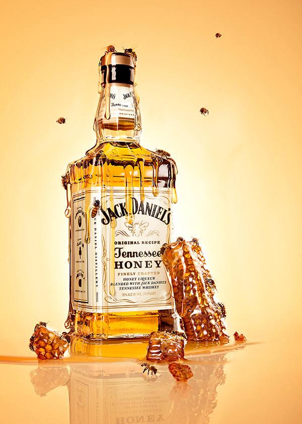 Touch It FRS,  Jack Daniels Tennessee Honey, Conceptual Work