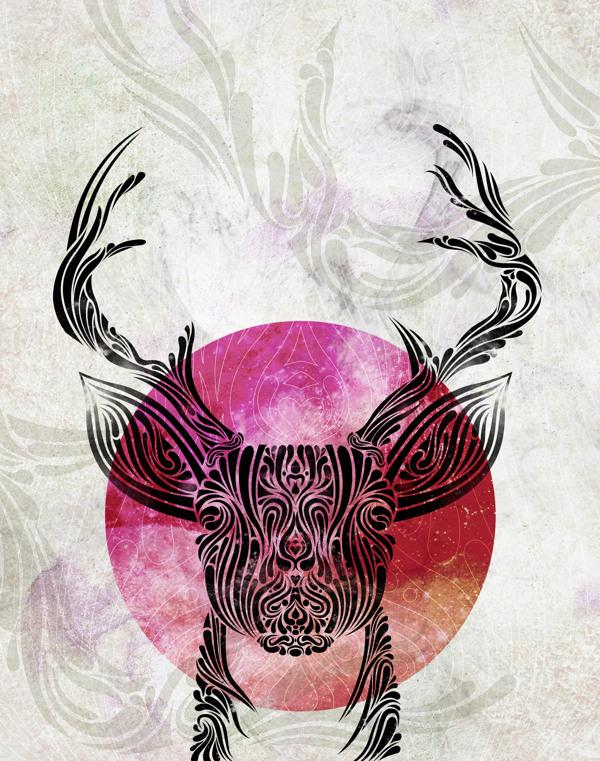 Daniel Guzman,  Dear Deer