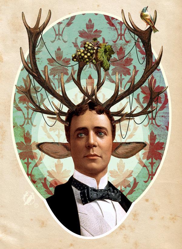 Deer Dandy,  Deer, Oh Dear!