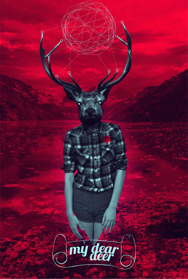 David Quartino,  My Dear Deer