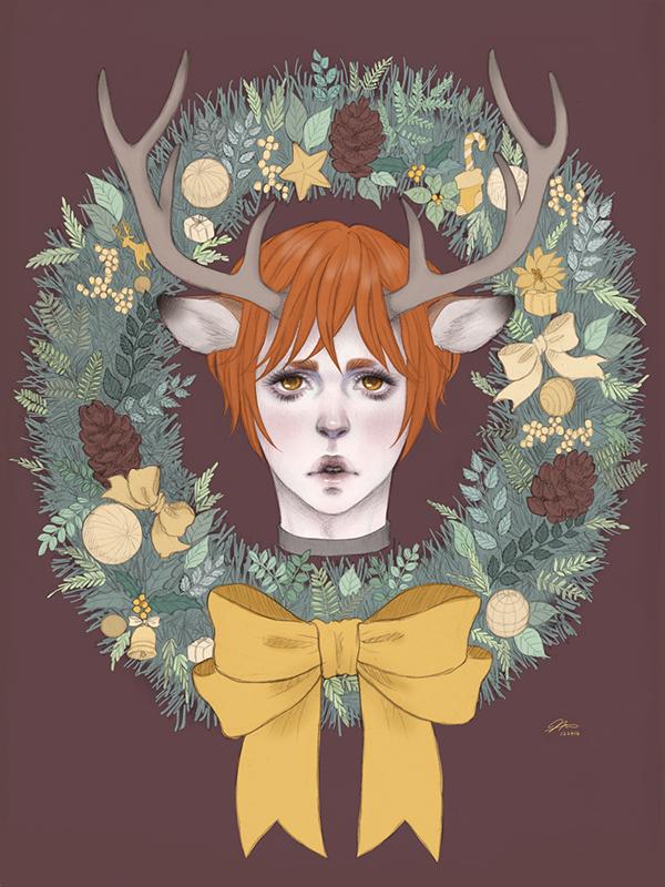 Hakurokuro,  Dear Deer