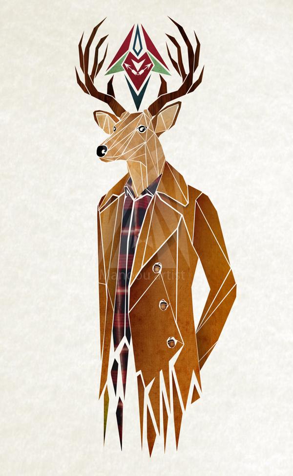 Manoou,  Dear Deer