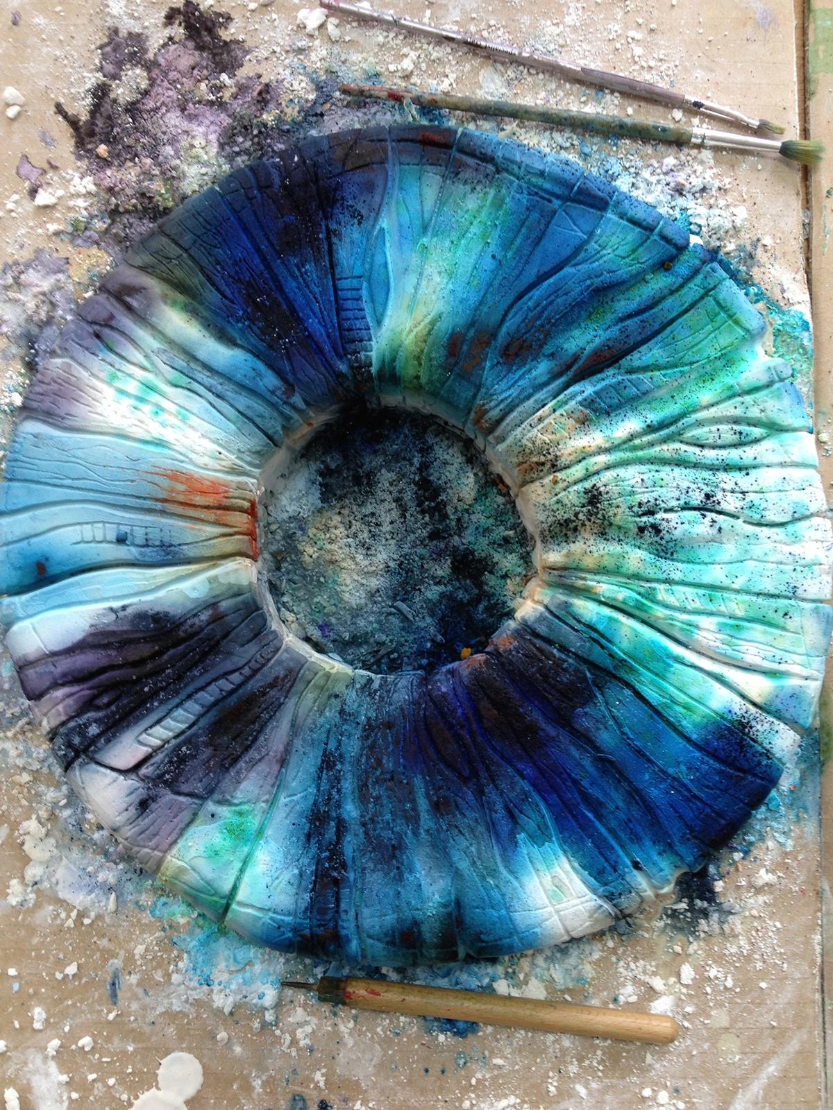 Eva Roy,  Human Irises