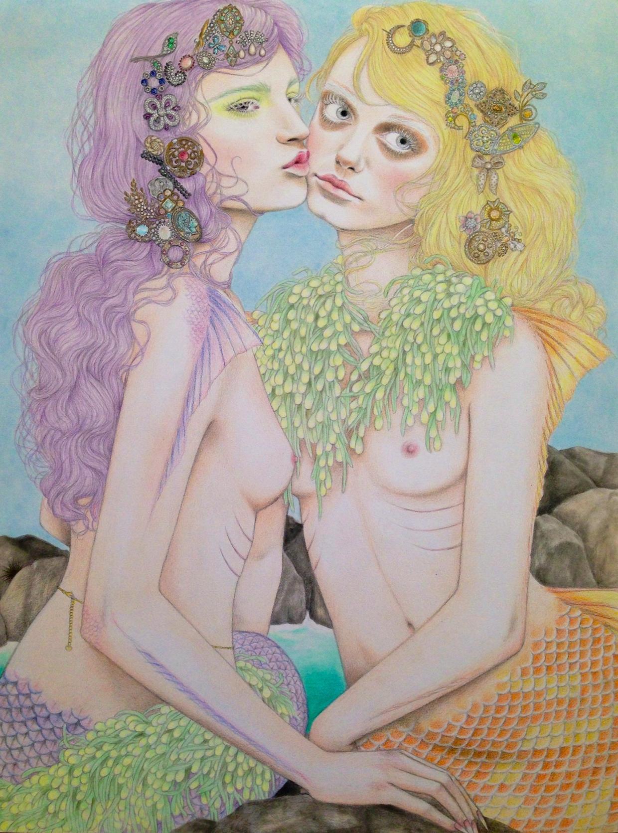 Julia Gabrielov,  Magic and Fantasy