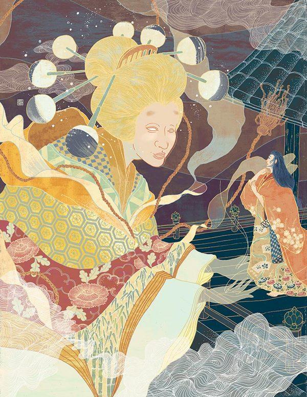 Yohey Horishita,  The Tale of the Bamboo Cutter
