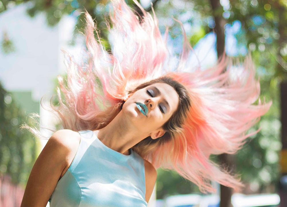 Yamila Ape,  Rainbow Girls: Pastel Pink