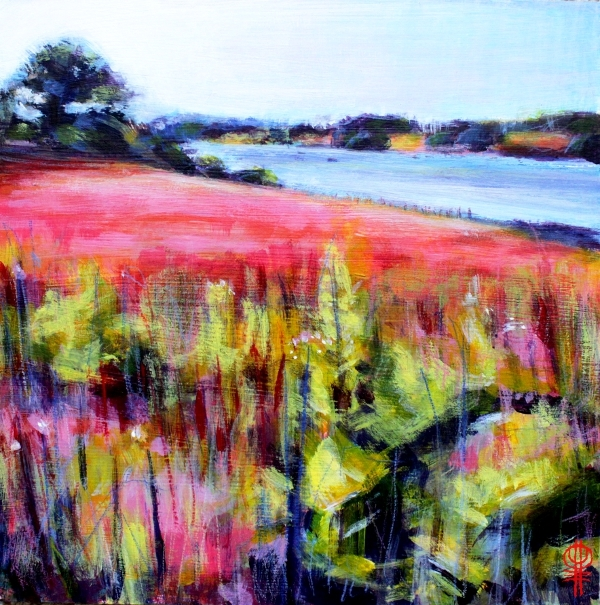 Gabriel Tamaya,  Suffolk Land and Sea