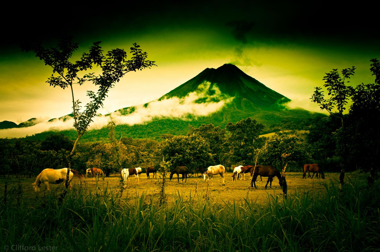 Mt. Arenal - Costa Rica