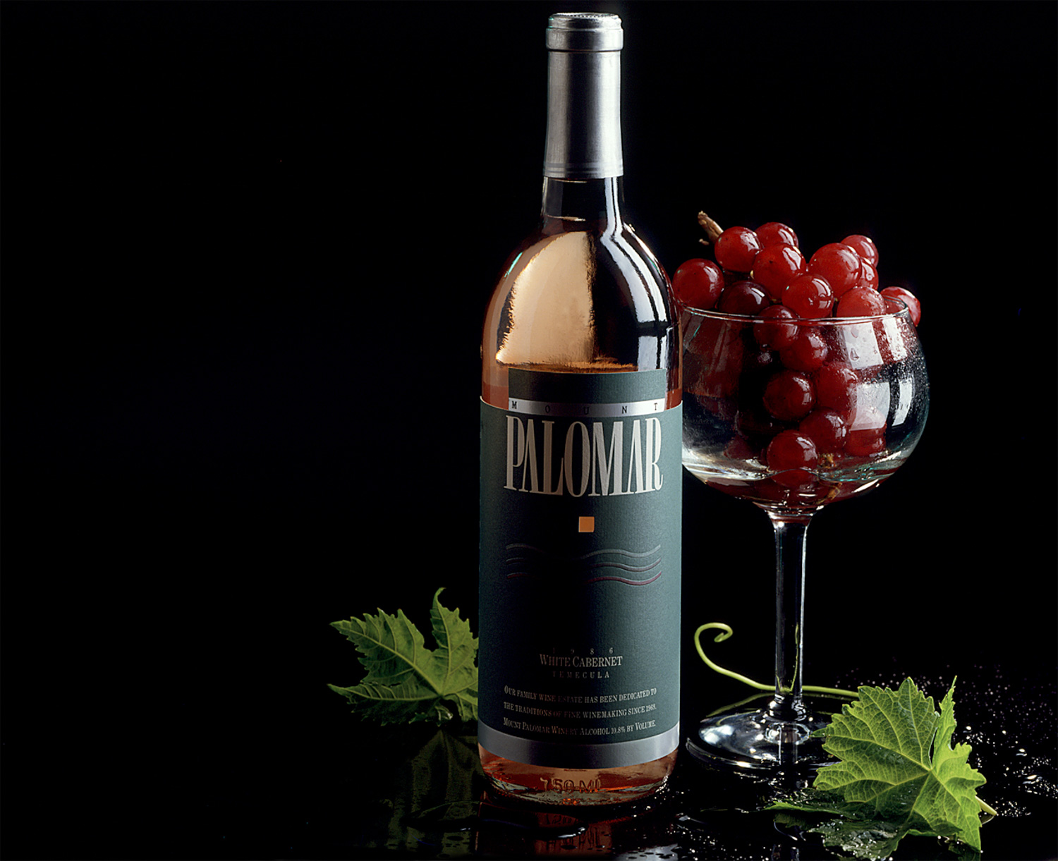 Client:  Palomar Winery