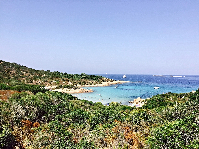 Spiaggia del Principe, Sardinia
