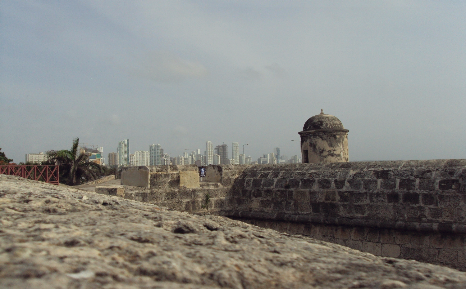 Cartagena old and new