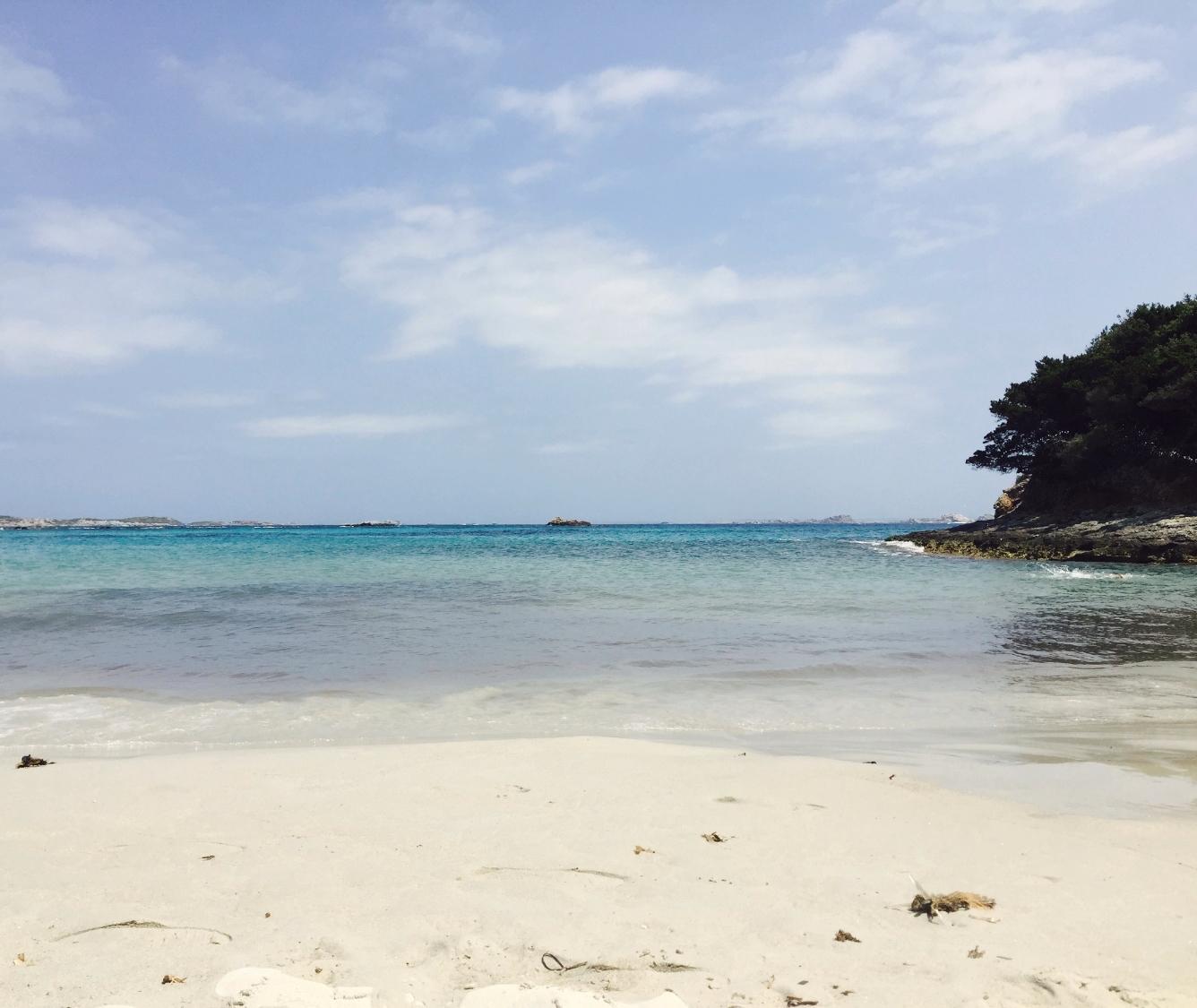 Sperone Beach, Corsica