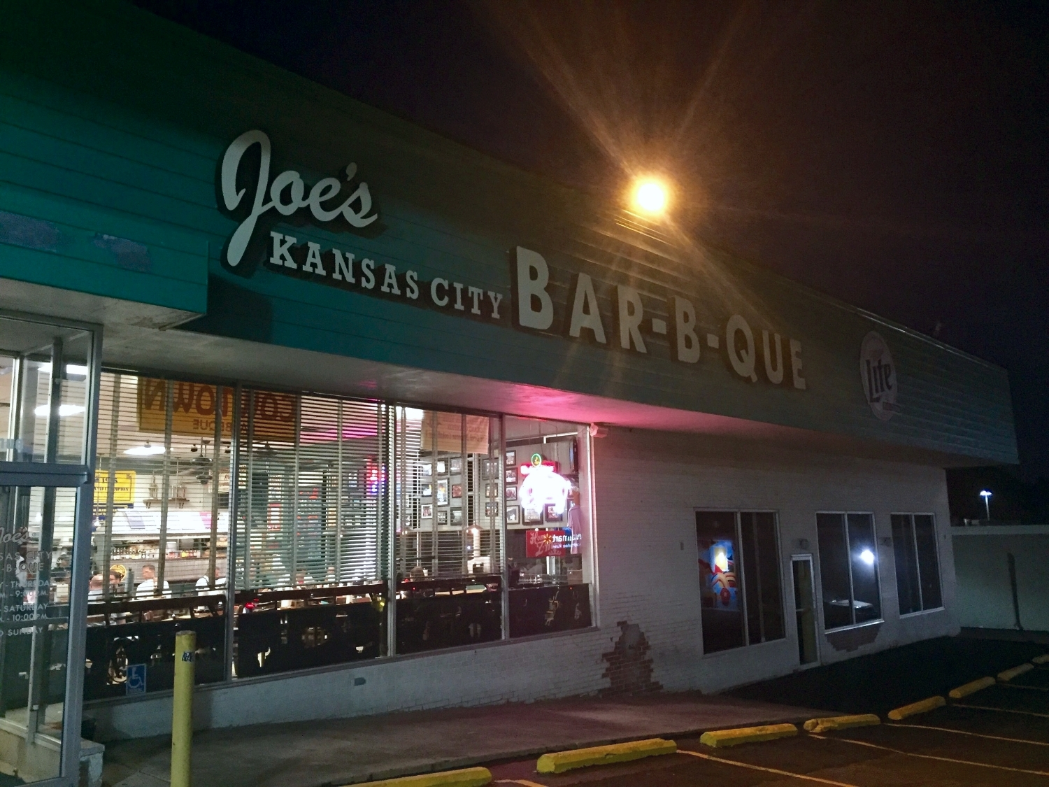 why you should eat at Joe's Kansas City BBQ