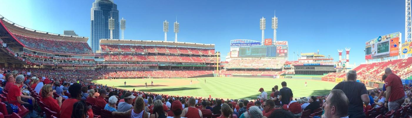 Great American Ballpark, Cincinnati