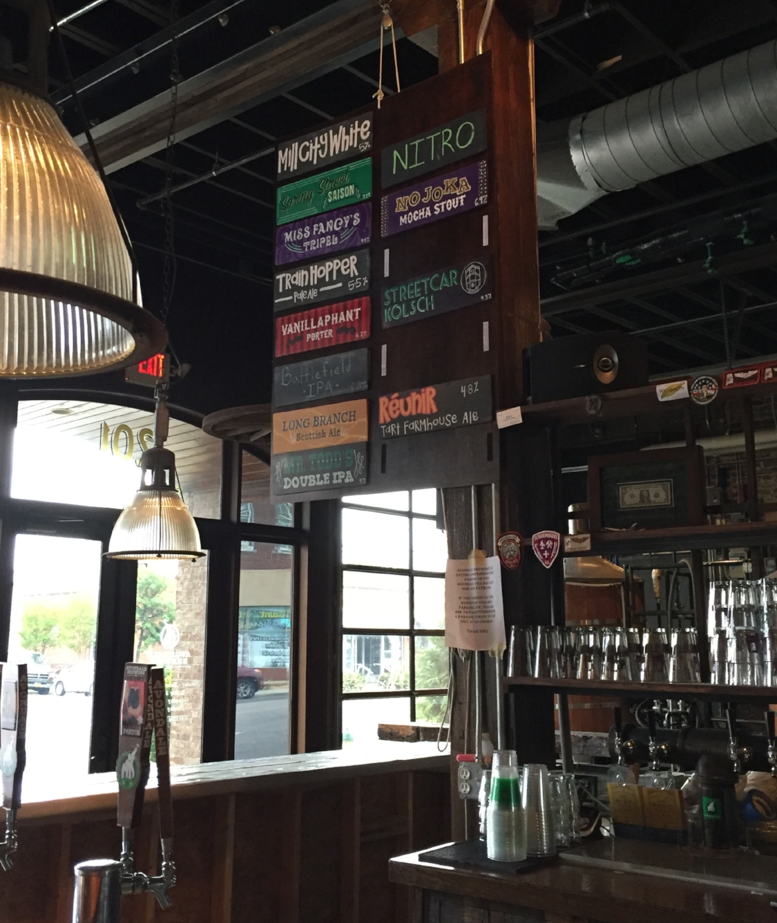 why you should go to Avondale Brewing Company in birmingham alabama