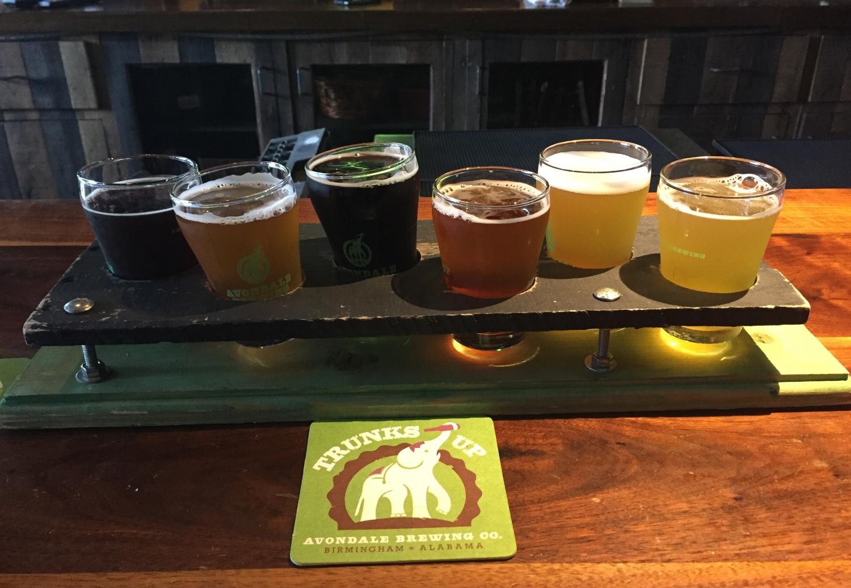 craft beer in birmingham alabama