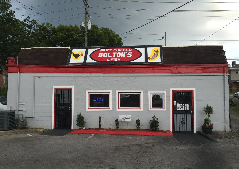 Bolton's in East Nashville