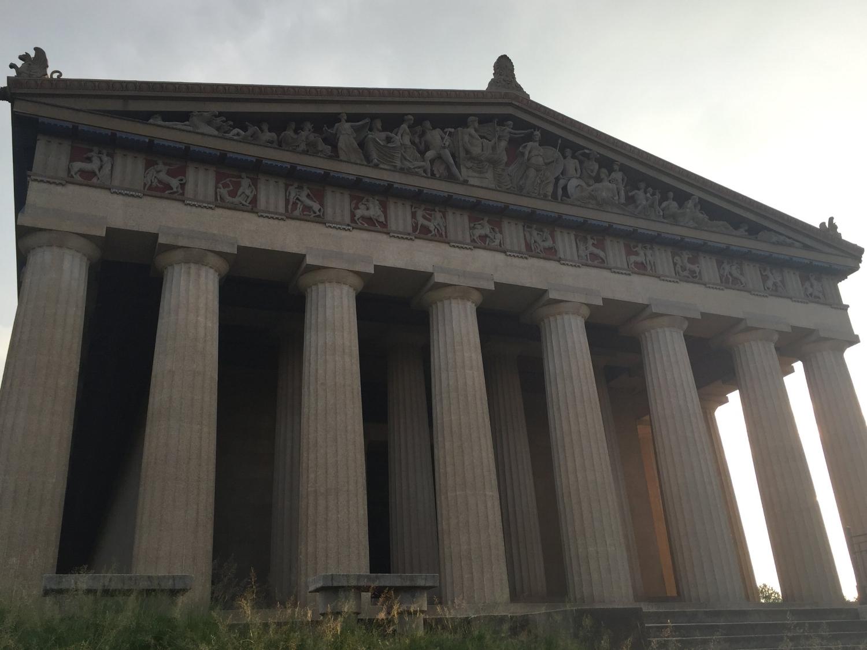 Nashville's very own Parthenon