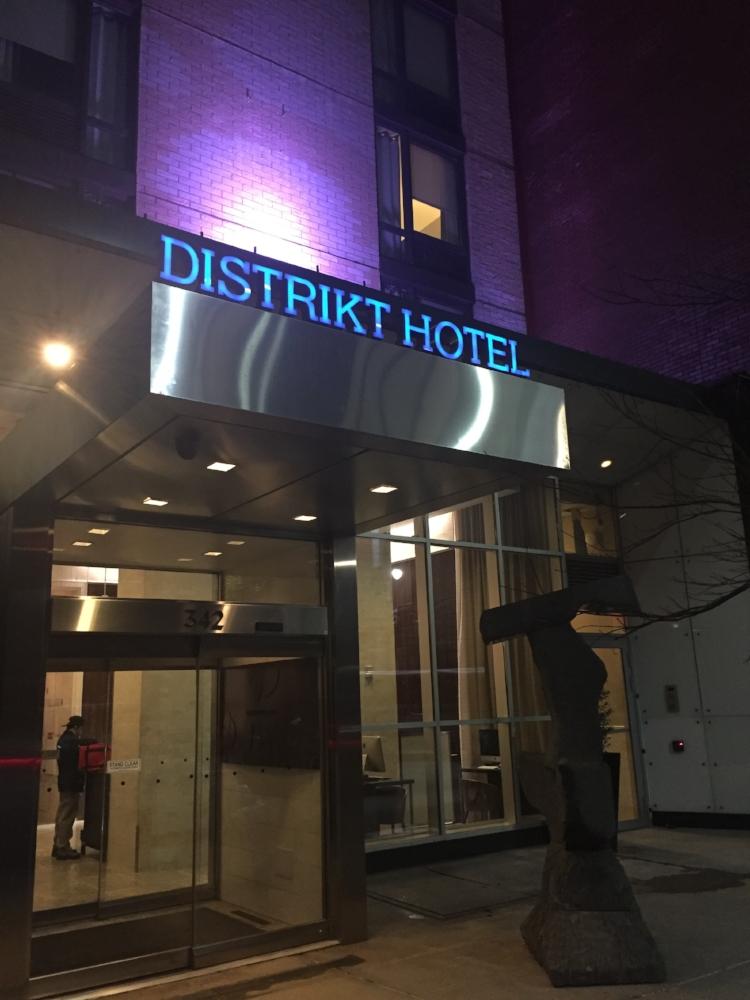 great hotel in manhattan new york