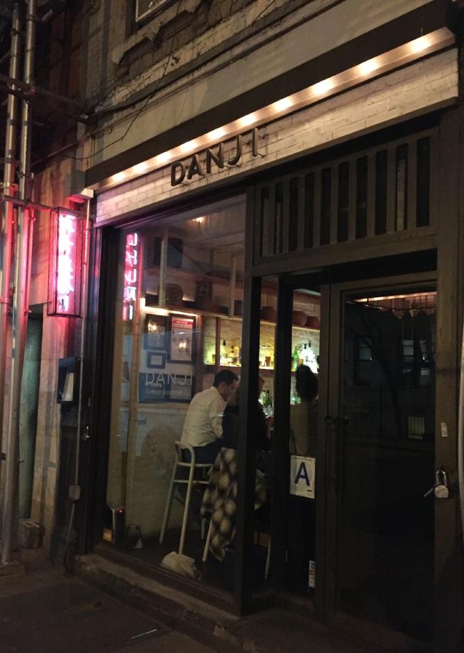 danji new york city