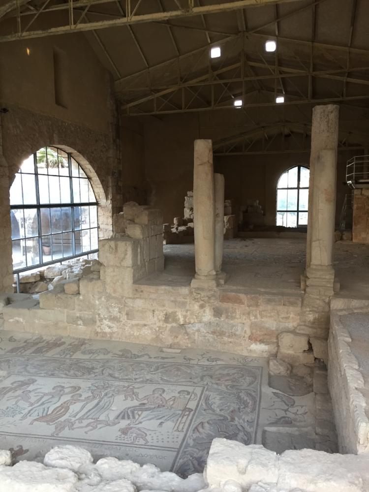 Archeological Park Madaba