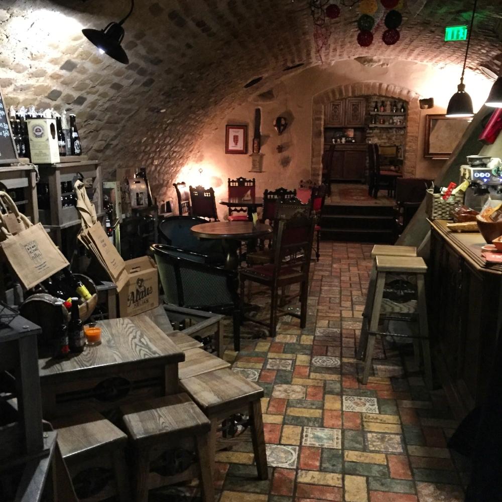 Inside Bambalyne