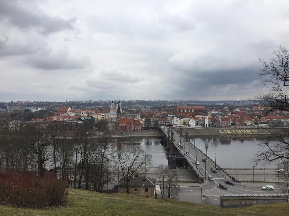 ideal day trip to Kaunas, Lithuania