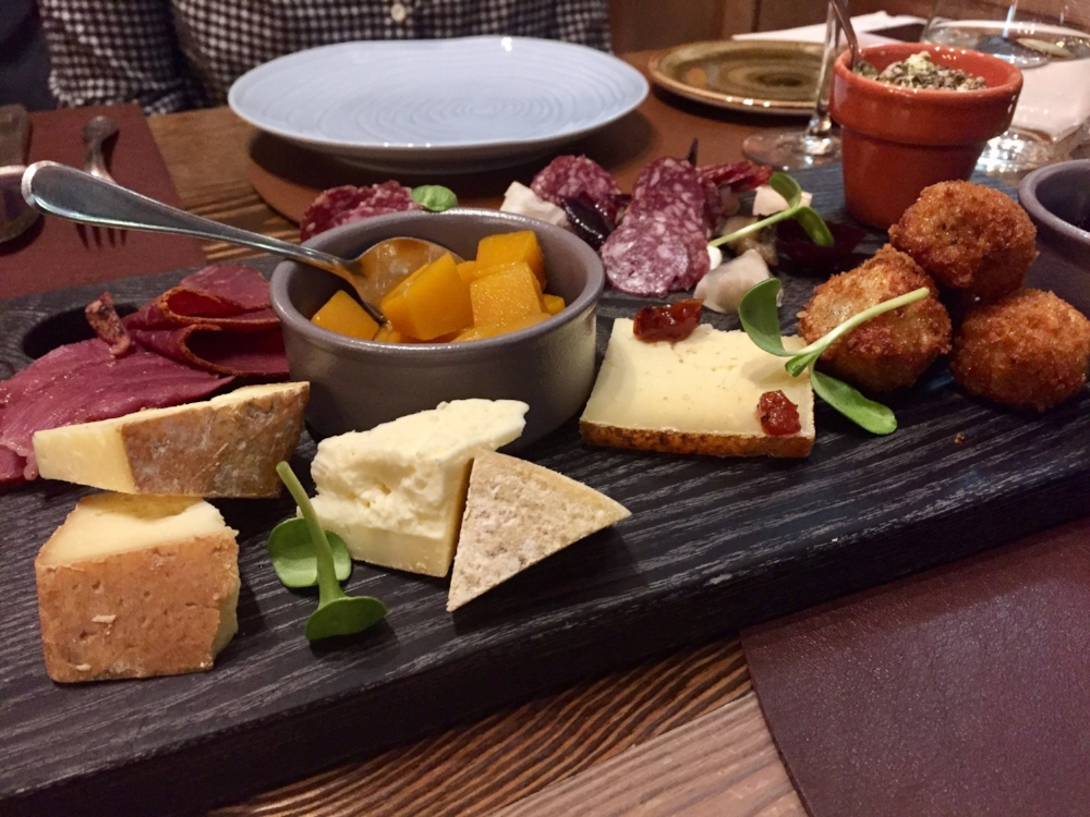 The Forest Food Snack Platter