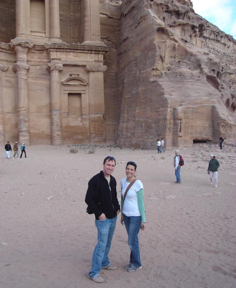 Petra in 2008