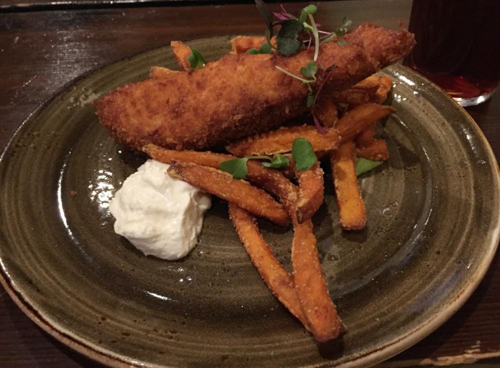 Albert's Fish n Chips!